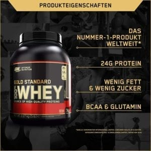 Optimum Nutrition ON Gold Standard Whey