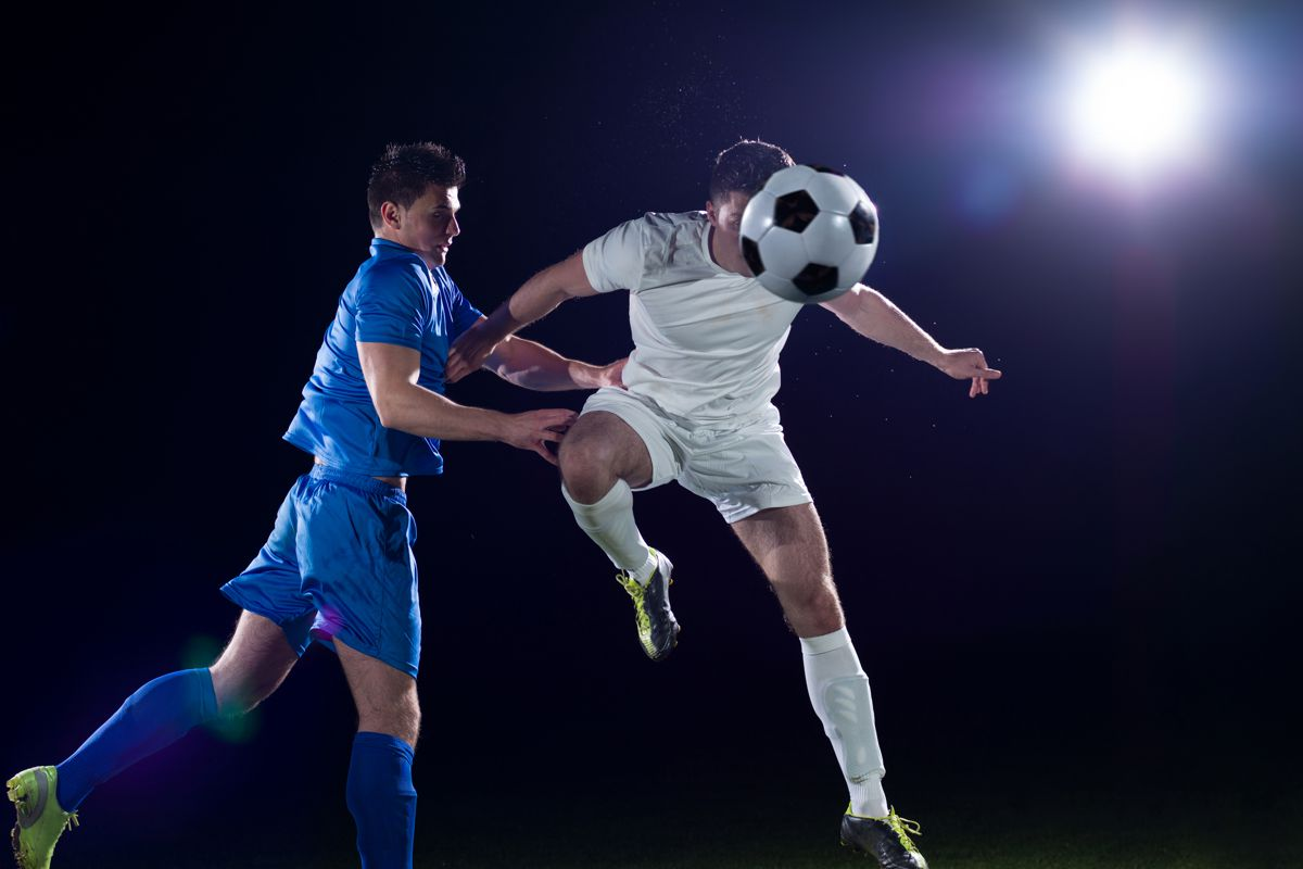 Fußball – 25% Marathon pro Spiel
