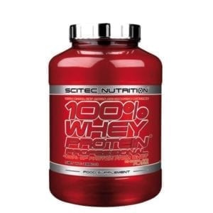 Scitec Nutrition 100% Whey