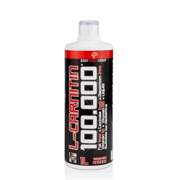 L-Carnitin Liquid 100.000mg