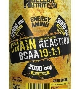 CHAIN REACTION BCAA 10:1:1