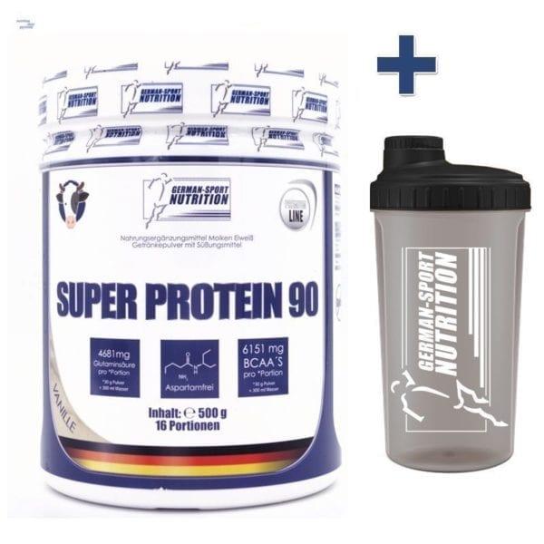 Whey Protein 500g