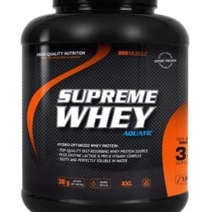 SRS Sporternährung Supreme Whey
