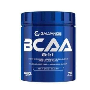 Galvanize Nutrition BCAA 8:1:1 500g