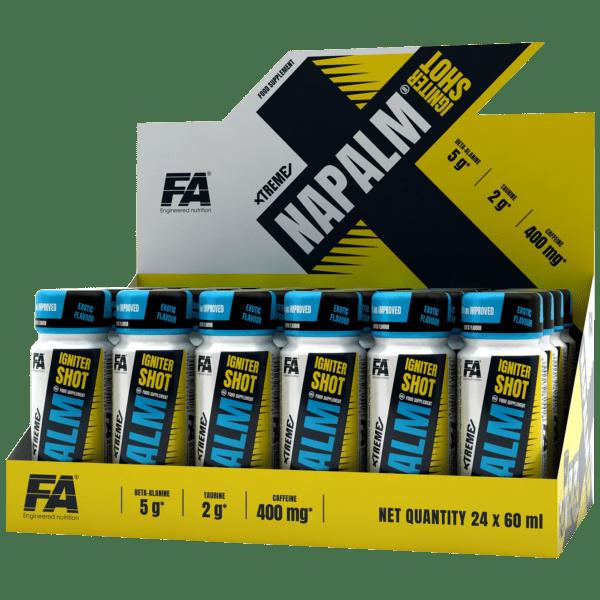 FA Nutrition Napalm® Igniter Shots