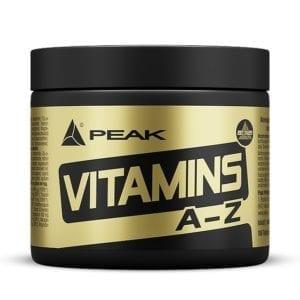 Vitamins A-Z Peak