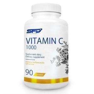 Vitamin C 1000mg 90 Tabletten Ascorbinsäure + Bioflavonoide