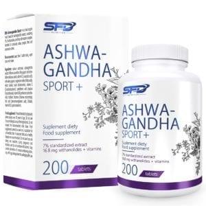 SFD Ashwagandha Sport + 200tab