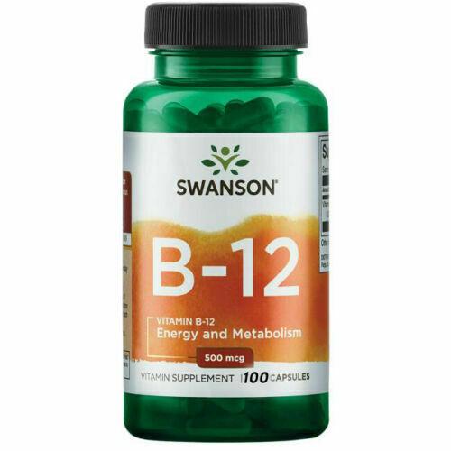 Swanson Vitamin B-12 Methylcobalamin