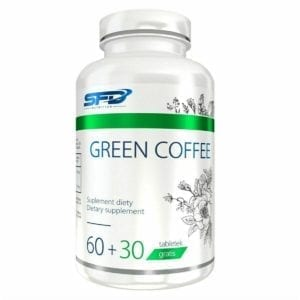 SFD GREEN COFFEE BEAN