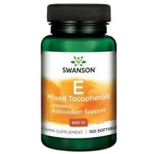 Swanson Vitamin E 400 IE