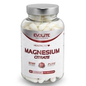Evolite Nutrition Magnesiumcitrat