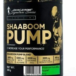 Kevin Levron Shaaboom