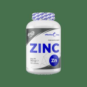 6Pak Nutrition Zinc (180 Tabletten)