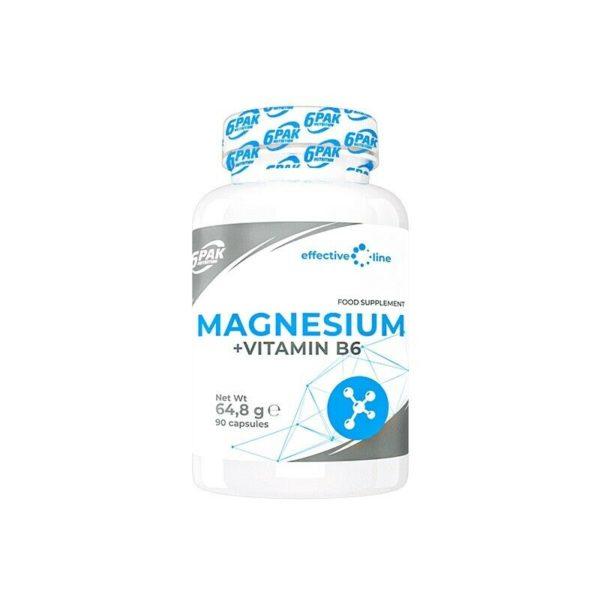 6PAK Nutrition Magnesium