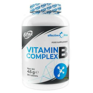 6Pak Nutrition Vitamin B